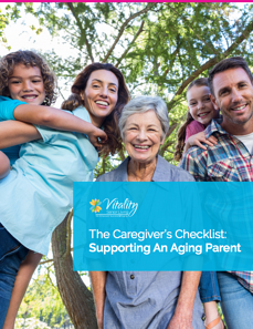 caregivers checklist
